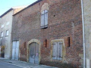 Bastide de Long arrière maision prison