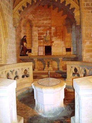Baptistère 2