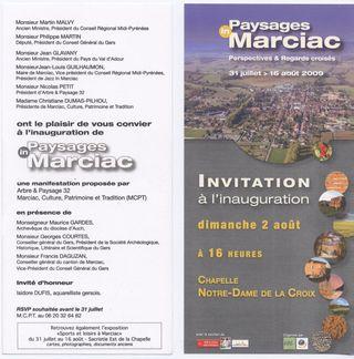 Invitation expo 2009