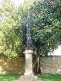 Croix jardin Saint jean