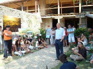 Mercredi 5 Maison Guichard vernissage des expos 3 maire