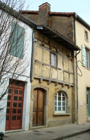 Maison 1 rue de Juillac comp
