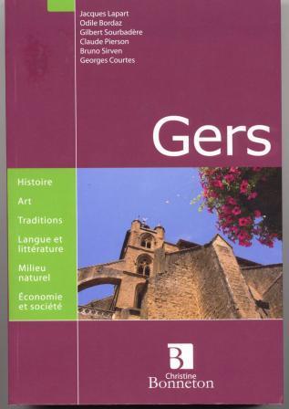 Le Gers ouvrage couverture