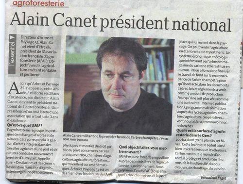 A Canet Président