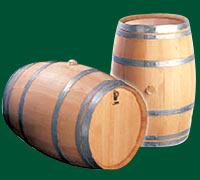 Le vin barriques