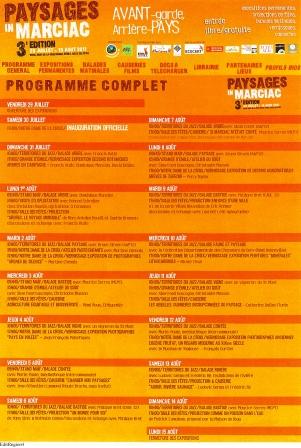 Programme complet 2011 comp