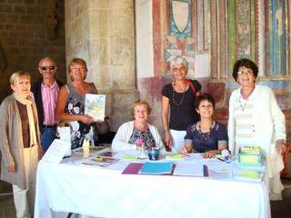 Expo église 3000e et les témoins comp