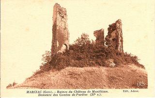 Monlezun ruines 2