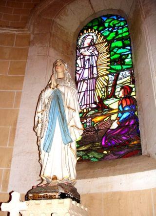 Notre Dame de Lourdes comp