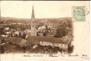 Cvt charpente timbre poste au plus 1906