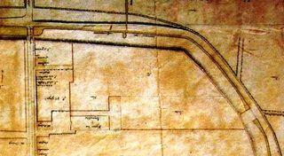 Localisation cvt augustins plan 1789