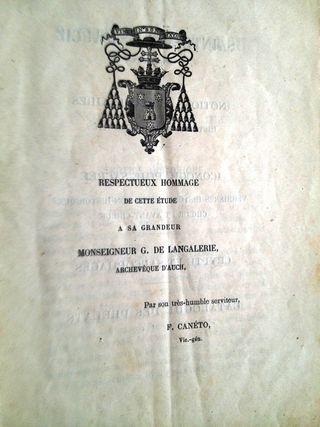 223 dédicace mgr de Langalerie