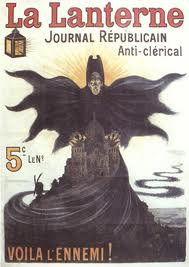 La Lanterne journal anticlérical