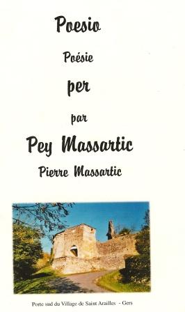 Livret poésies P Massartic