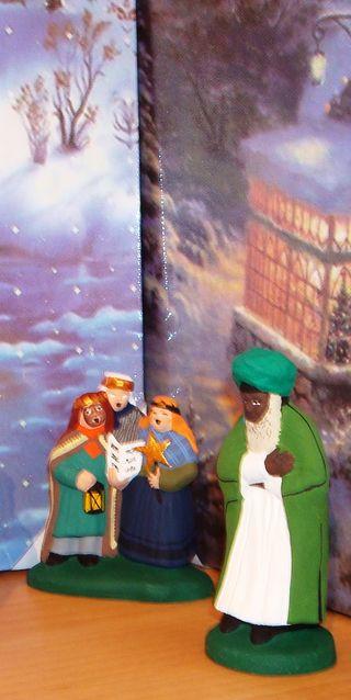 Rois chantant et Imam