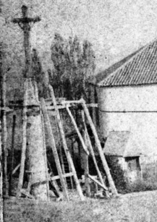 Chapelle 3 photo Lannes waux colonne pavillon seul 1875 comp