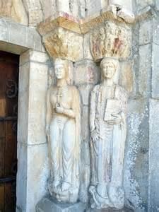 Basilique St Just de Valacabrère Ste Hélène St Just