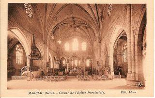 1 vue gal cpa St Antoine mars 1901 H Carrère