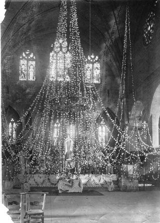 L'église (8) accueil de Ste Thérèse