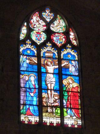 Daurio 2 crucifixion Thibaut de Clermont-Ferrand 1850
