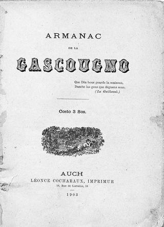 1 Armanac  1903