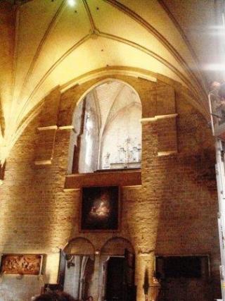 2 NDA Lassale autel 1802 en  mezzanine