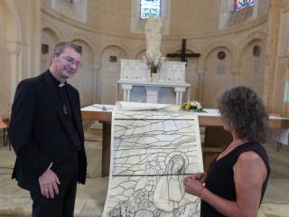 3 vicaire et Lesley 2