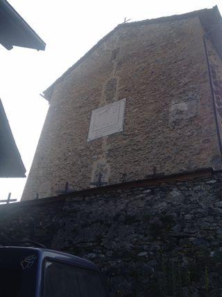 Eglise cadran
