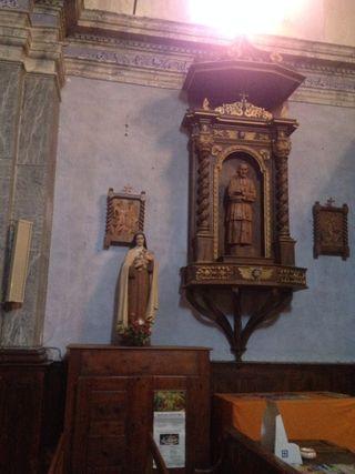 Eglise Ste Thérèse et St Curé d'Ars