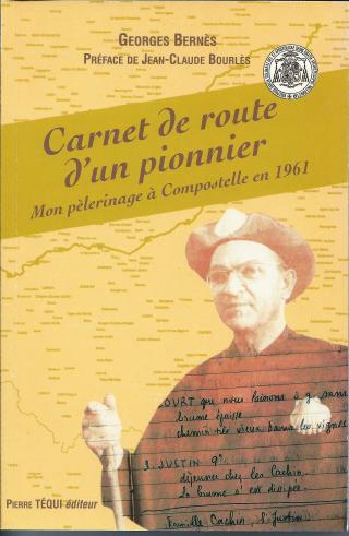 1 carnet de route G Bernès 1961