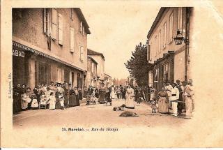 1 rue du Houga