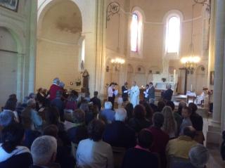 5 NDC baptême 2  présentation à l'assistance