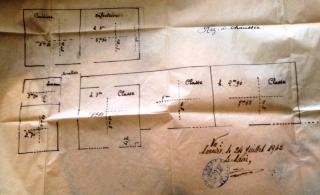 0 plan 1 rdc Instituion Notre Dame