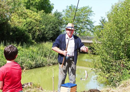 Pêche à Marciac 2