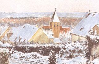 Chambourcy hiver