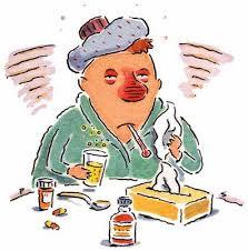 Pierre Massartic image humour de grippe images