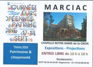 MCPT JEP 2016 affiche MARCIAC NDC