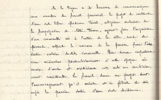 6  02  Desbarat Jean  Ferdinand instal 10 01 1920 cl par 2 école libre