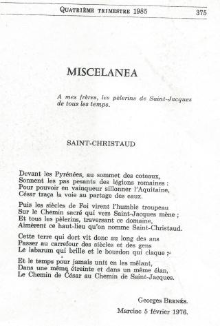2 poésie G Bernès 1985