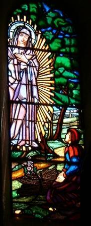 Apparition à Marie Dinguidard