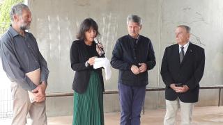 1 Maire Ornezan SS préfète G Courtès Maurice  2019 10 12 1 prix gal Messimy SAHG