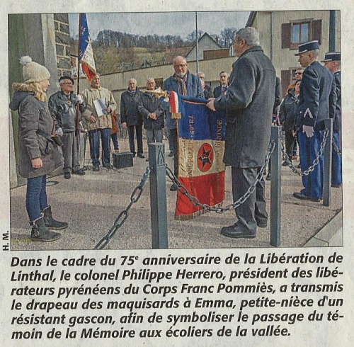 2020 Ami hebdo 8 23 02 2020 Corps Franc Pommiès
