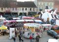 Marciac place 2 marché de Noël
