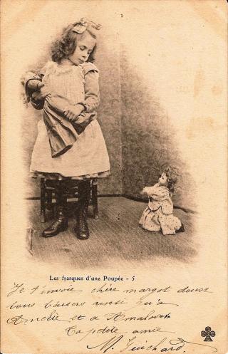 19 5 carte les frasques d'une poupée pardon