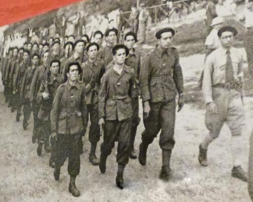 2021 02 11 Combattants ph musée de la Résistance et de la déportation d'Auch