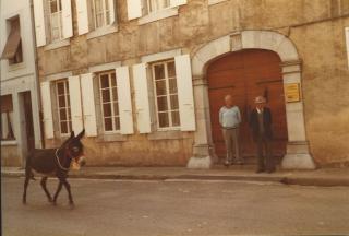 1 1982 course aux ânes lundi de fête 2 retour de course