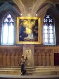 6 0 NDA Lassalle clôture et Ste Jeanne d'Arc et tableau de Marie Madeleine comp