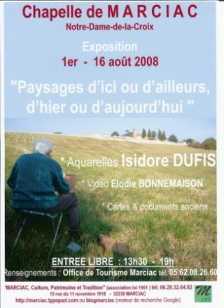 2008 projet affiche Dufis