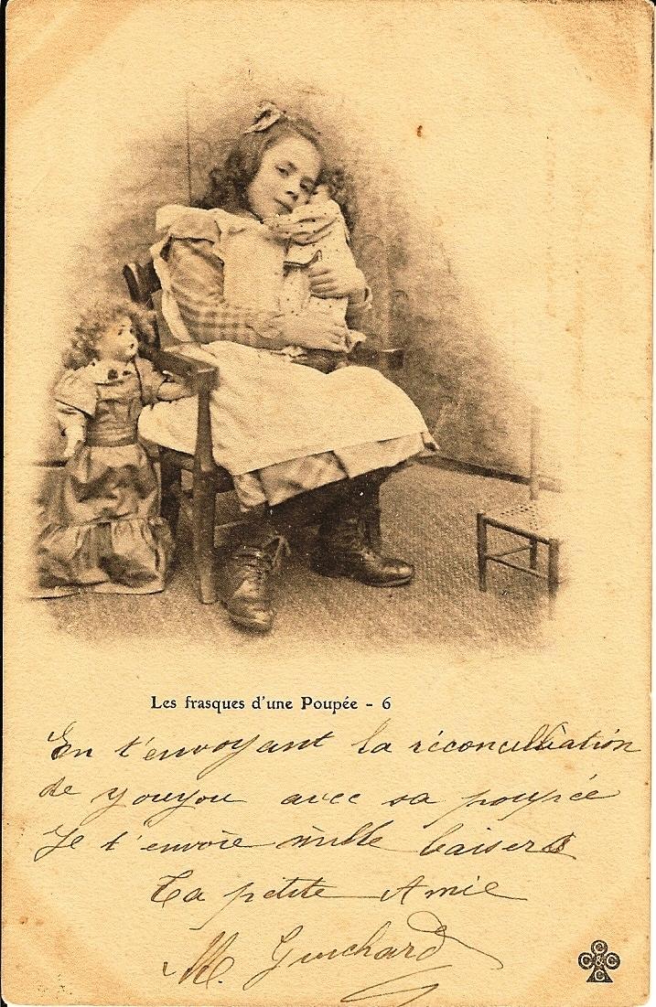 19 6 carte les frasques d'une poupée pardonnée