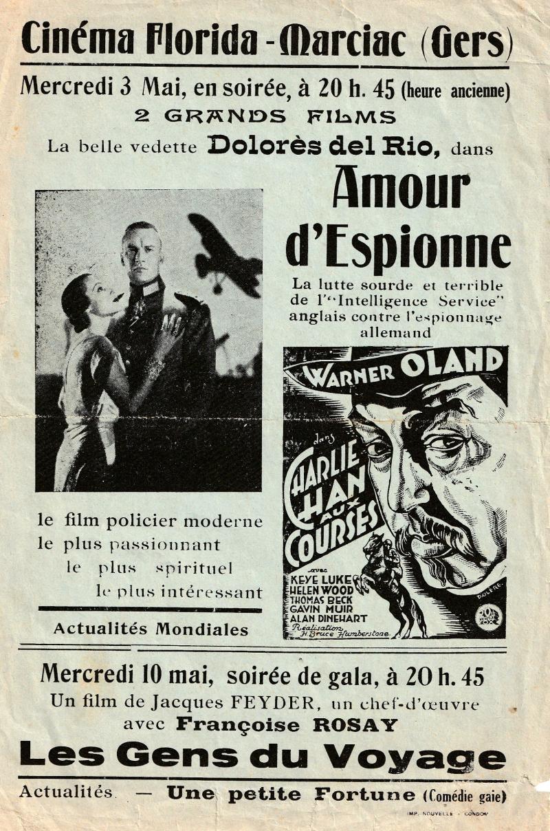 34  Cinéma Affiche Ciné 1
